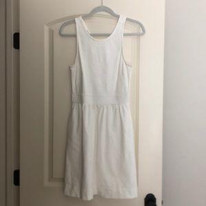 Ivory Madewell dress